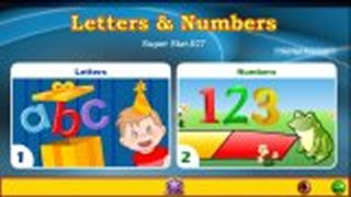 Letters and Numbers