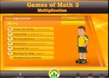 Games of Math 3 - Multiplication
